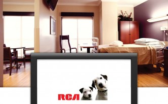 RCA Healthcare LED HDTV