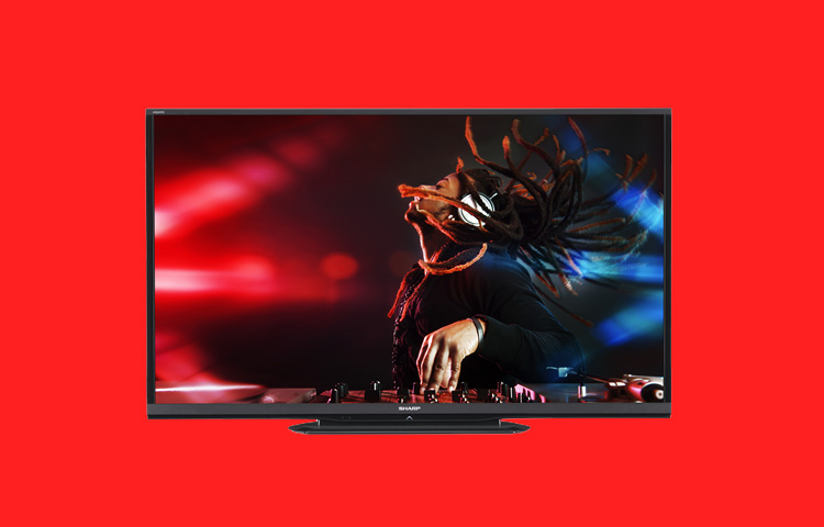 60 AQUOS 1080p LED TV's