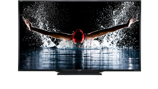 Sharp AQUOS LED TV's
