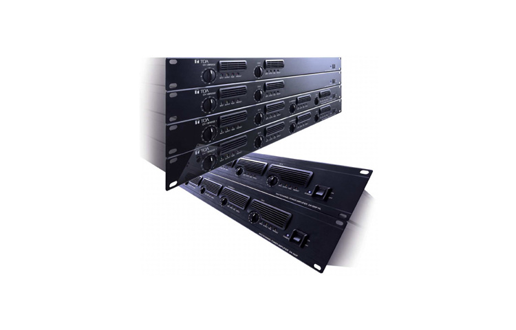 DA Series Multi-Channel Digital Amplifiers