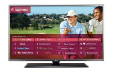 LG LY560H Series Hospitality  TV