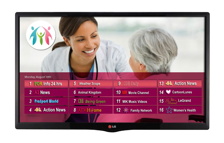 LY560M Series Healthcare LED HDTV