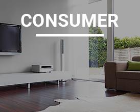 Consumer Grade TVs from LG Electronics